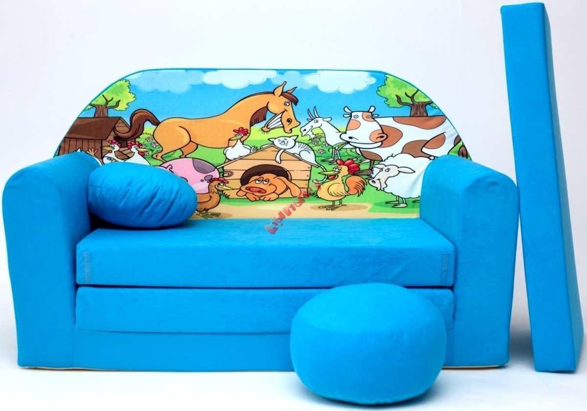 Kids Sofa Farm Banaby Eu