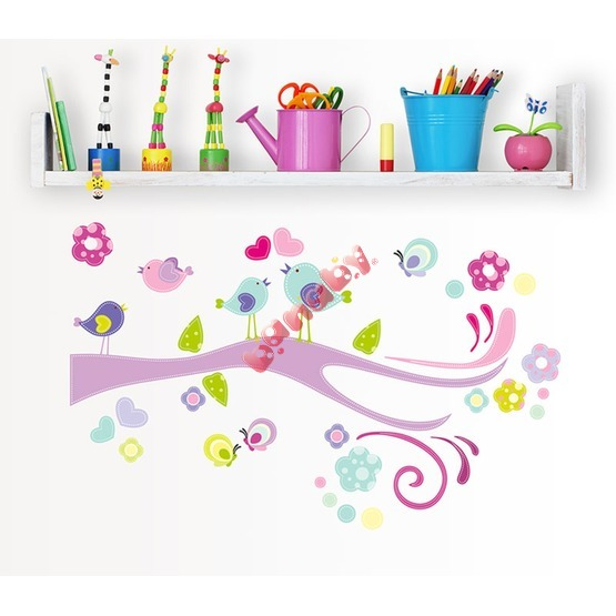 SWEET TREE Wall Decoration - 0.5 m2
