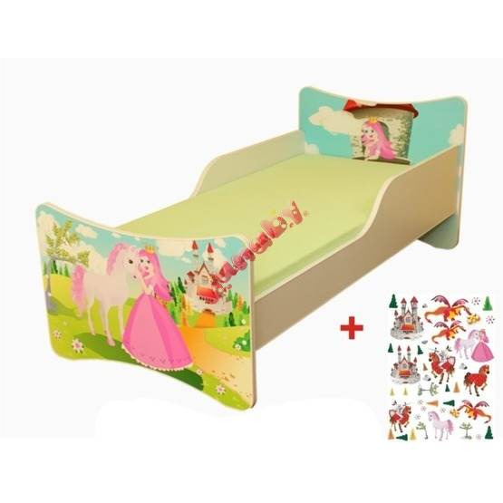 Princess Children's Bed