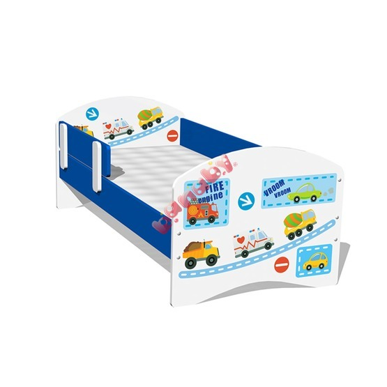 Cars Children's Bed