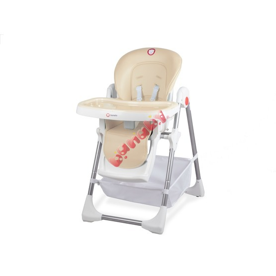 Children dining small chair LIONELO Linn Plus - beige