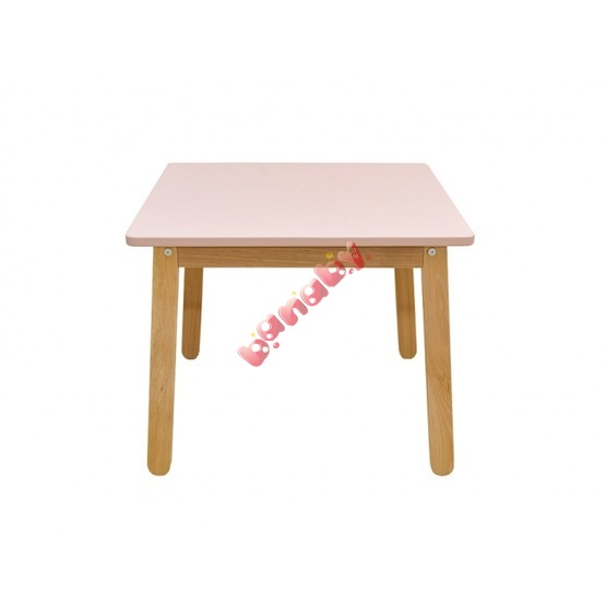 Children table Woody Pink