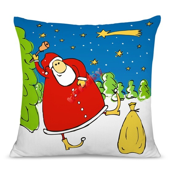 Christmas children pillow 05