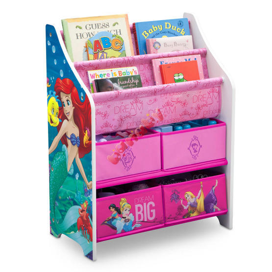 Children organizer to toys Princess