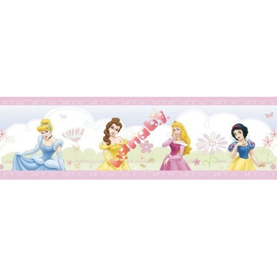 Princess Wallpaper Border