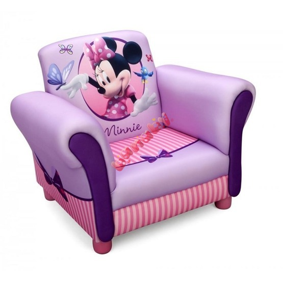 Disney Minnie Mouse Children's Upholstered Armchair