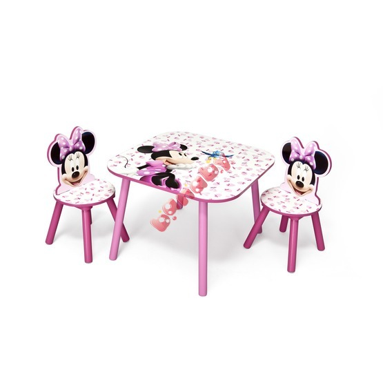 Minnie III Children's Table with Chairs