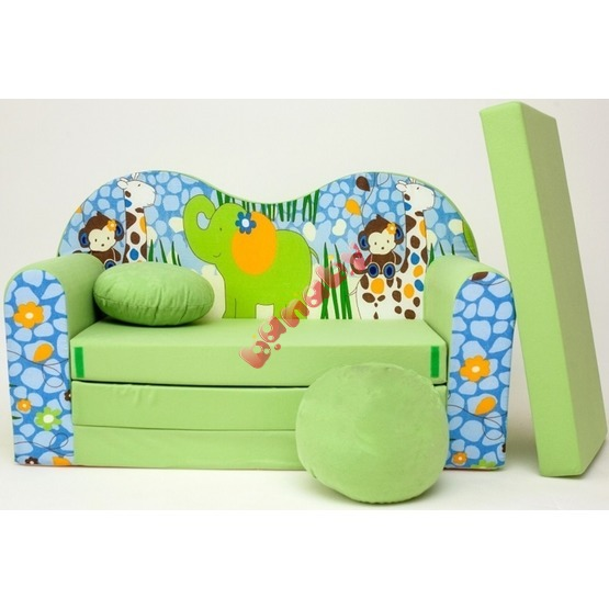 Kids' sofa Jungle I