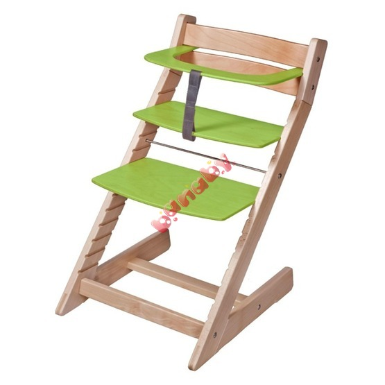 UNIZE Children's Growing Chair - Green