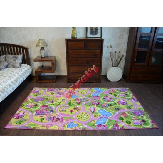 Sweet Town Children's Rug