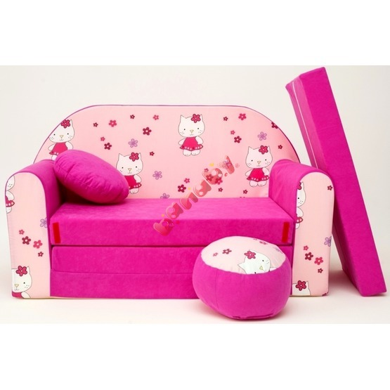 Hello Kitty Children's Sofa Bed