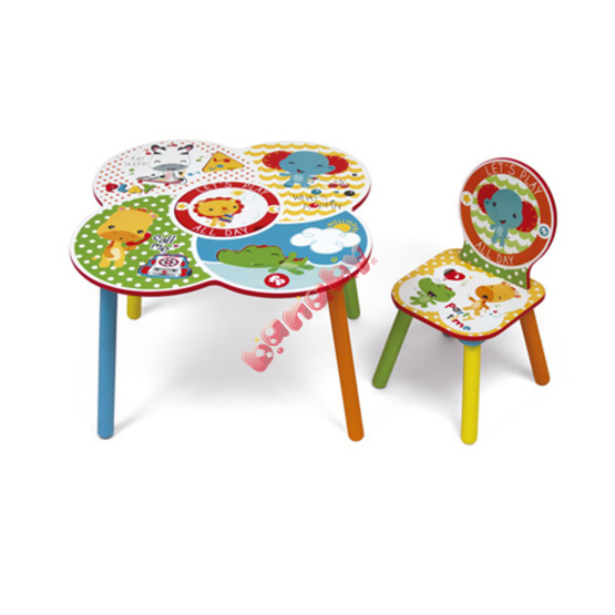 Children table with chair Fisher Price