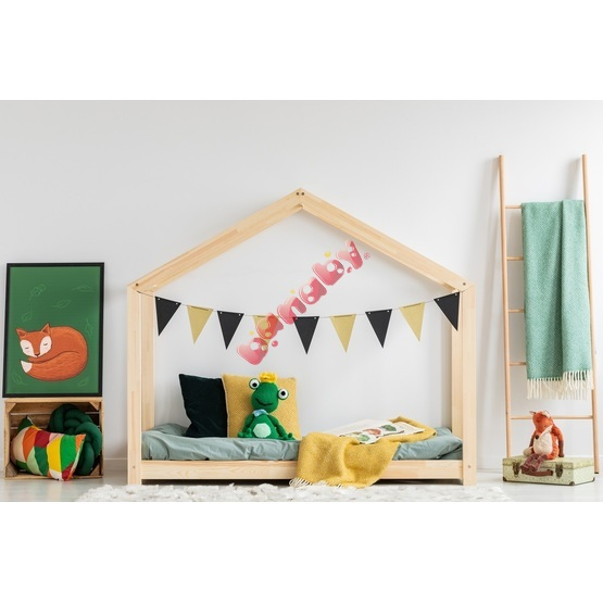 Children bed house Mila Classic