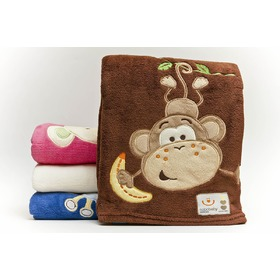 KCSN 10 Children's Blanket, Bobas