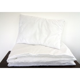 Antiallergenic 135 x 100 cm Pillow and Duvet Set, Juramba