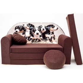 Puppies Children's Sofa Bed