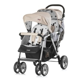 stroller for twins Tandem, CHIPOLINO LTD.