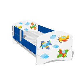 Planes Children's Bed