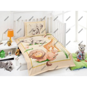 Africa Children's Bedding Set, Matějovský