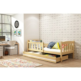 Exclusive Children's Bed - Natural