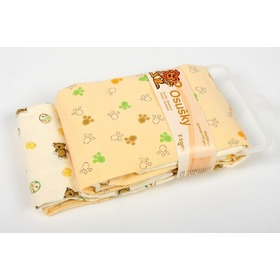 Cloth towels, T-Tomi