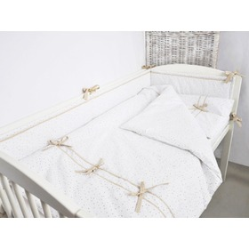 Children 3-piece bedding mini-mini beige, Modenex