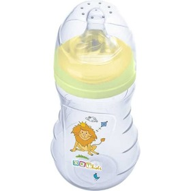 Thermo-cover + baby bottle + 2 tins, OKT