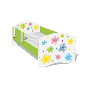 Flowers Children's Bed, Ourbaby