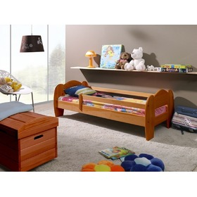 Snow White Children's Bed - Alder