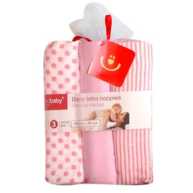 Tetrous children's diapers, Bobas