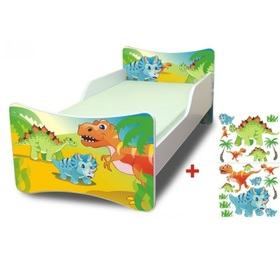 Dino Children's Bed, Spokojny Sen