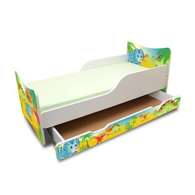 Dino Children's Bed