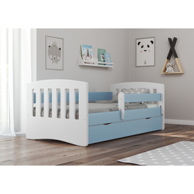 Classic cot - blue, All Meble