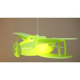 Children's lamp airplane- different colors, R&M COUDERT