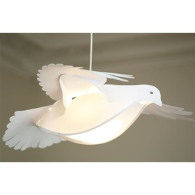 Children's lamp pigeon - different colors, R&M COUDERT