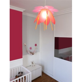 Children's lamp blossom - different colors, R&M COUDERT