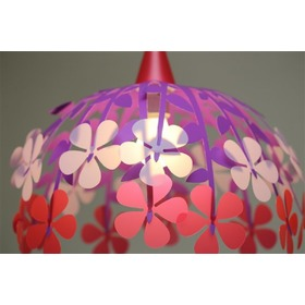 Children's lamp bouquet - different colors, R&M COUDERT