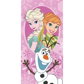 Children towel Frozen 044, Faro, Frozen