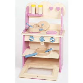 Wooden kitchenette for children, Nefere
