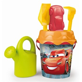 bucket Cars 3  and accessory, Smoby