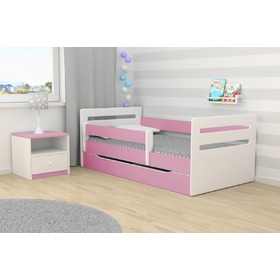 Ourbaby children's bed Tomi - pink, All Meble