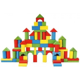 100 Wooden Building Blocks, Nefere