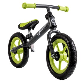 Children push bike LIONELO Fin Plus - grey, Lionelo