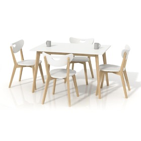 Lorrita Dining Table, Halmar