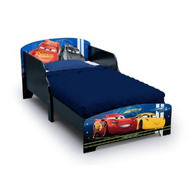 Children wooden bed Cars 2, Delta, Cars