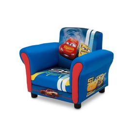 Cars 2 Children's Upholstered Armchair, Delta, Cars