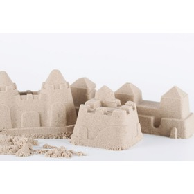 Magical kinetic sand 2 kg - natur, Nefere
