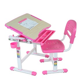 Writing table + chair Bambino for children - different colours, Fun-desk