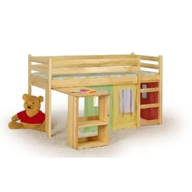 Emi Children's Mid Sleeper Bed