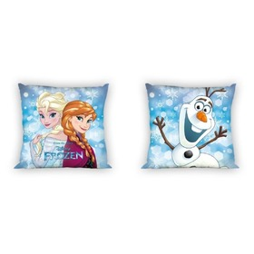 Coating to pillow Frozen, Faro, Masha and The Bear